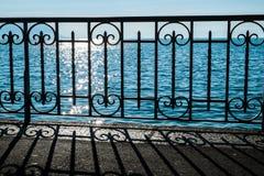 Wrought iron Fence Royalty Free Stock Photos