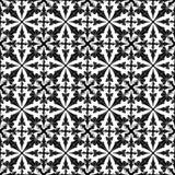 Wrought iron pattern Stock Photo