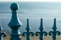 Wrought Iron railings Royalty Free Stock Photos
