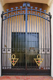 wrought portjärn Royaltyfri Fotografi