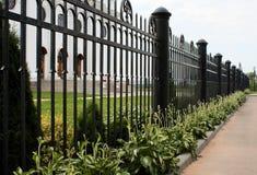 wrought staketjärn Royaltyfri Bild