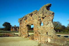 Wroxeter Roman City Stock Photo