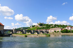 Würzburg, Germany. Royalty Free Stock Images