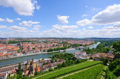 Würzburg, Germany Stock Images