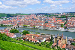 Würzburg, Germany Stock Photo