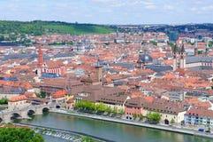 Würzburg, Germany Stock Photography