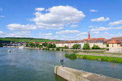 Würzburg, Germany Royalty Free Stock Image
