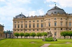 Würzburg Residence Stock Images