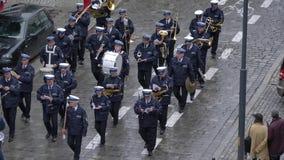 15 Września 2018 Milicyjna orkiestra na ulicie zbiory