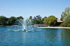 wrzosu rolny jezioro zdjęcia royalty free