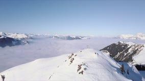 WS dolina w Kitzbueheler Alps w i/, Austria zbiory