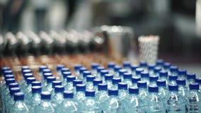 Wsad plastikowe butelki woda zbiory