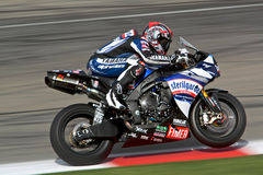 WSBK Ben Spies No 19 Royalty Free Stock Photography