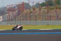 WSBK2015 - Round2 - Chang International Circuits, Buriram, Tailandia Immagini Stock