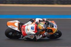 WSBK2015 - Round2 - Chang International Circuits, Buriram, Thailand Stock Afbeelding