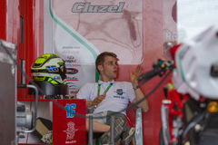 WSBK2015 - Round2 - Chang International Circuits, Buriram, Thailand royalty free stock images