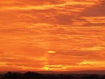 wschód słońca Obrazy Stock
