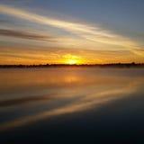 01 wschód słońca Zdjęcia Stock