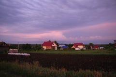 Wschód słońca Obraz Stock