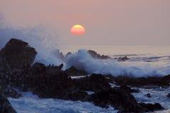 wschód słońca Obraz Royalty Free