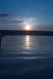 wschód słońca Fotografia Royalty Free