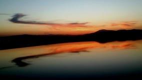 Wschód słońca Materra 13 Fotografia Royalty Free