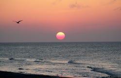 Wschód słońca na wielkanocy Obrazy Stock