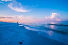 Wschód słońca nad Sunshine state Florida zdjęcie royalty free