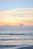 Wschód słońca przy hua Obraz Stock