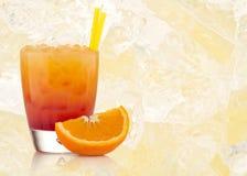 wschód słońca tequila obrazy stock