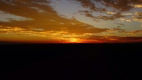 Wschód słońca w Gauteng Obraz Royalty Free