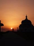 Wschód słońca, wschód słońca Obraz Royalty Free