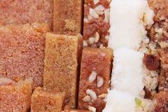 wschodni cukierki Fotografia Stock