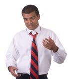 wschodni gesta mężczyzna środek Zdjęcie Stock