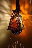 wschodni lampion Zdjęcia Royalty Free