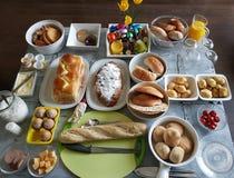 Wschodni śniadanio-lunch Holandia Obrazy Stock