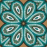 wschodni ornament Obrazy Royalty Free