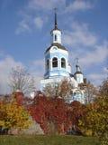 wschodni ortodoksyjny do kościoła Obrazy Stock