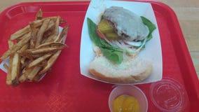 Wschodni targowy śniadanio-lunch Zdjęcie Royalty Free