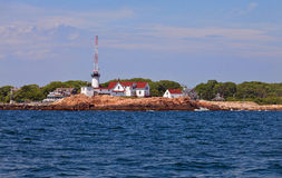 Wschodnia punkt latarnia morska Obraz Stock