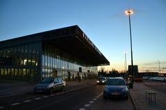 Wschodnia stacja w Warszawa, Polska Obrazy Stock