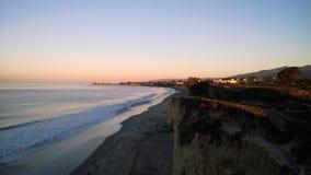 Wschodu słońca kampusu punkt Obraz Royalty Free