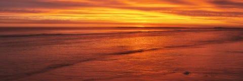 Wschodu słońca nastrój Obraz Stock