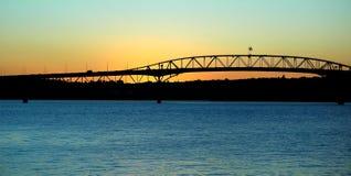 wschodzącego słońca Fotografia Stock