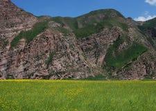 wsi góry Zdjęcie Stock