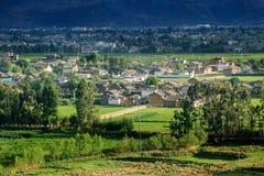 wsi miasto Dal Yunnan Chiny Obraz Royalty Free