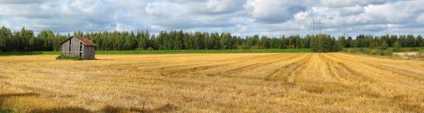 wsi panorama Zdjęcia Royalty Free