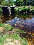 Wsi rzeka Obraz Royalty Free