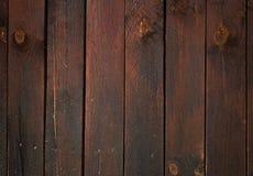 wsiada do drewnianego Fotografia Royalty Free