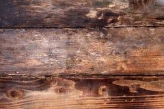 wsiada do drewnianego Zdjęcie Stock